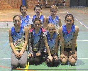 groupe benjamins bellegarde